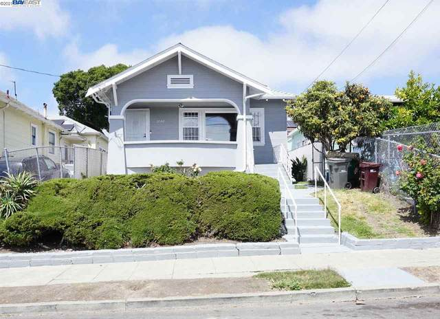 2042 E 25Th St, Oakland, CA 94606 (MLS #40952581) :: 3 Step Realty Group