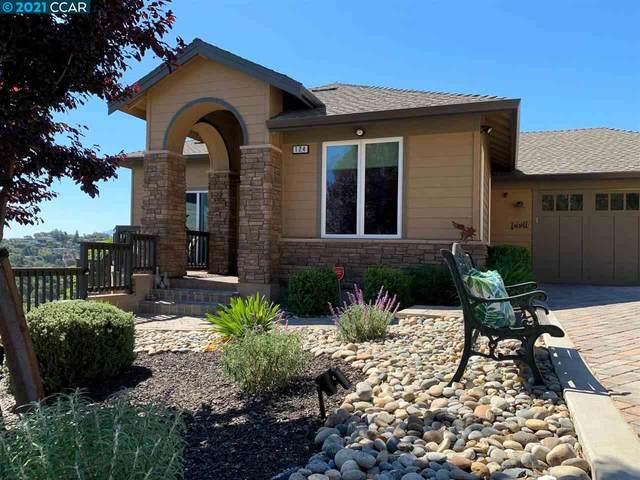 124 Westpark St, Martinez, CA 94553 (#40952597) :: Realty World Property Network
