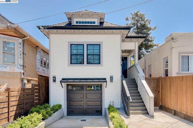 3830 West St, Oakland, CA 94608 (#40952612) :: Real Estate Experts