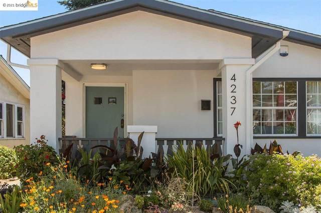 4237 Suter, Oakland, CA 94619 (#40952616) :: Blue Line Property Group