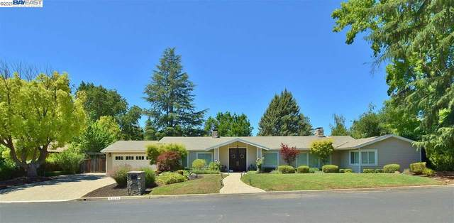 3144 Roundhill Rd, Alamo, CA 94507 (#40952668) :: Blue Line Property Group