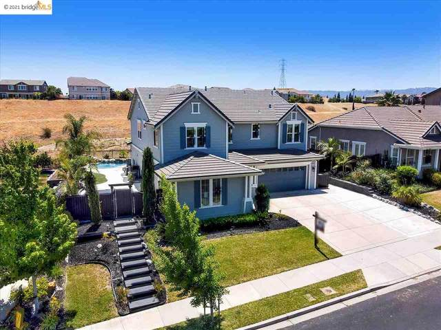 2878 Spanish Bay Dr, Brentwood, CA 94513 (#40952683) :: MPT Property
