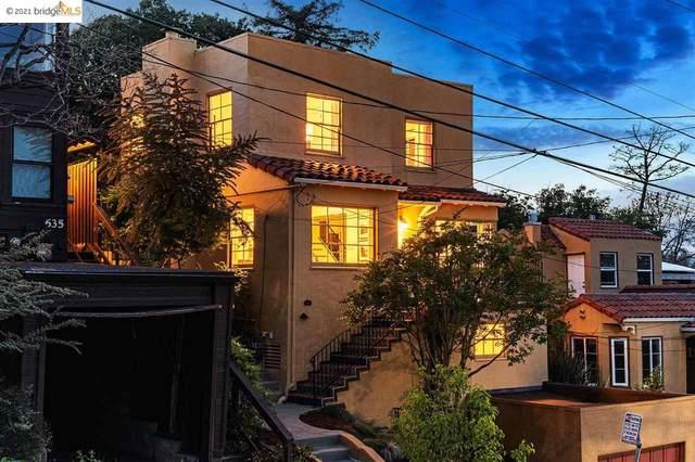 639 Jean St, Oakland, CA 94610 (#40952684) :: Blue Line Property Group
