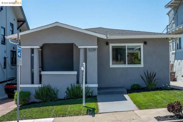 5209 Cole St, Oakland, CA 94601 (#40952693) :: MPT Property