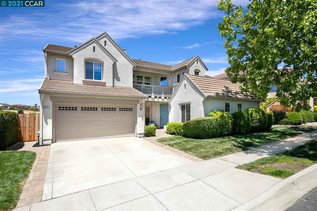 6060 Tigerside Way, San Ramon, CA 94582 (#40952705) :: MPT Property