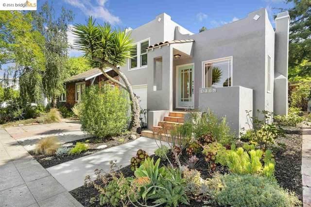 4136 Bayo St, Oakland, CA 94619 (#40952732) :: MPT Property