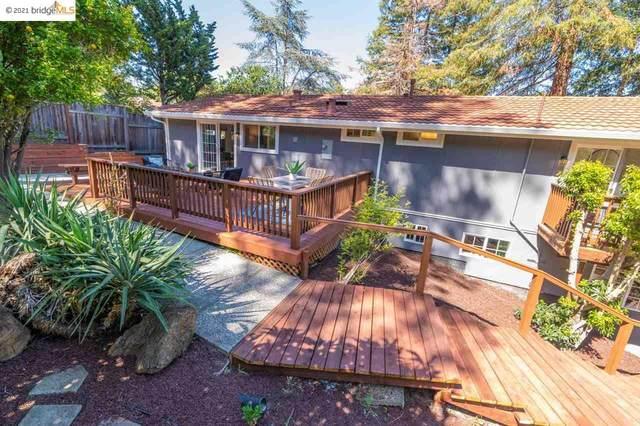 2177 Trafalgar Place, Oakland, CA 94611 (#40952753) :: MPT Property
