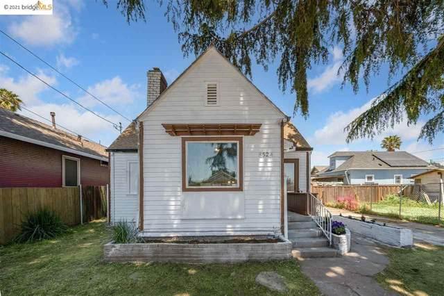 8524 Dowling, Oakland, CA 94605 (#40952764) :: MPT Property
