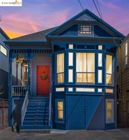 1004 Wood St, Oakland, CA 94607 (#40952765) :: Blue Line Property Group