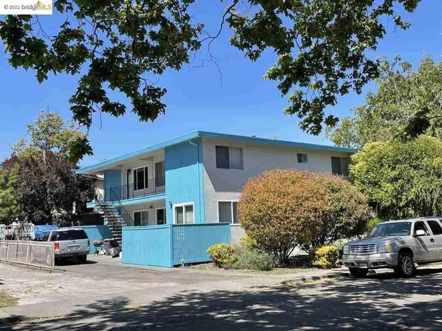 2132 Illinois St, Vallejo, CA 94590 (#40952791) :: MPT Property