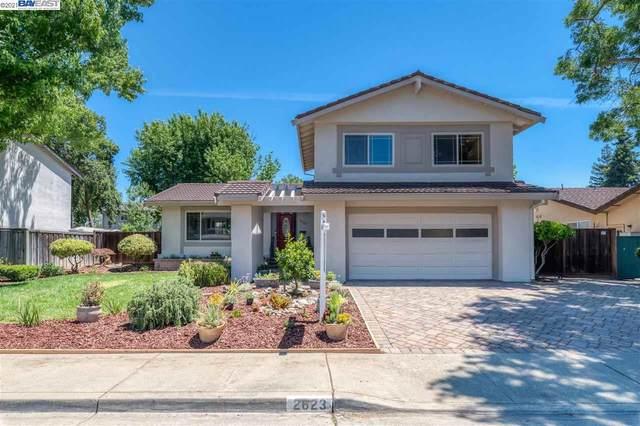 2623 Calle Reynoso, Pleasanton, CA 94566 (#40952798) :: Armario Homes Real Estate Team