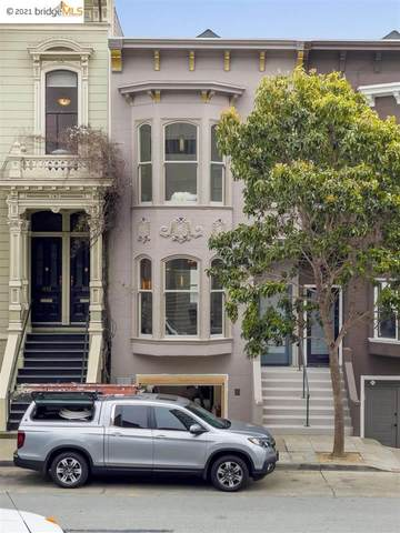 1859 Pine Street, San Francisco, CA 94109 (#40952827) :: MPT Property