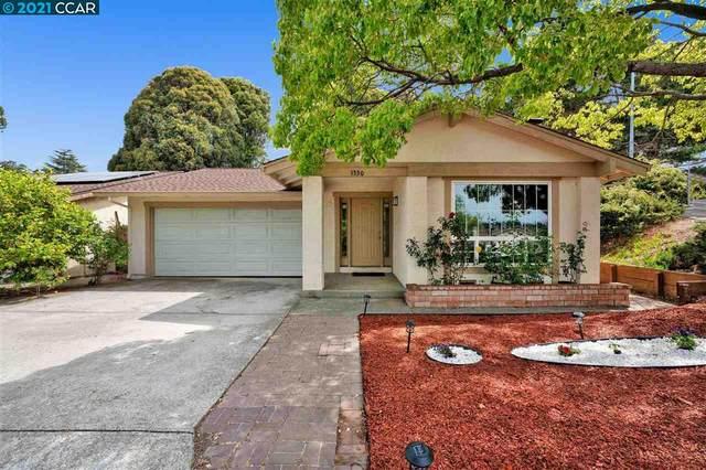1330 Parkridge Dr, Richmond, CA 94803 (#40952831) :: Blue Line Property Group