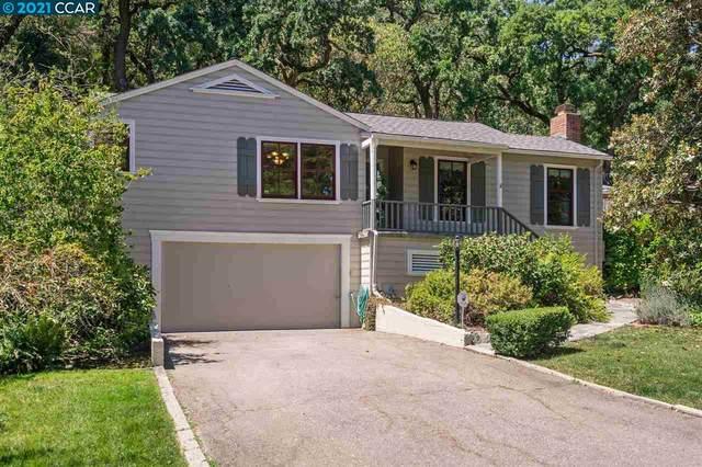3295 Beechwood Dr, Lafayette, CA 94549 (#40952838) :: Blue Line Property Group