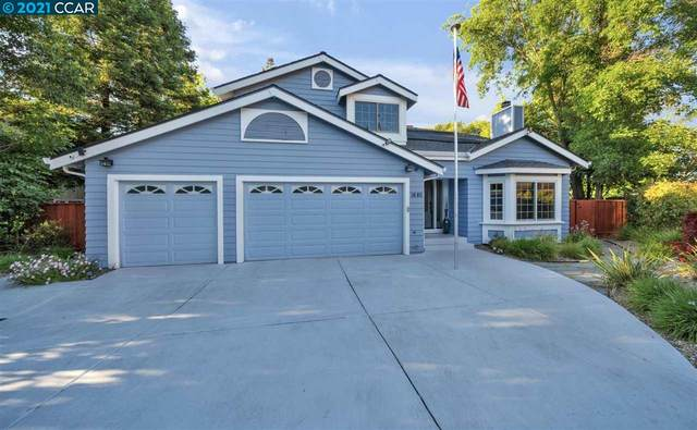 1680 Stanmore Ct, Pleasant Hill, CA 94523 (#40952892) :: Blue Line Property Group