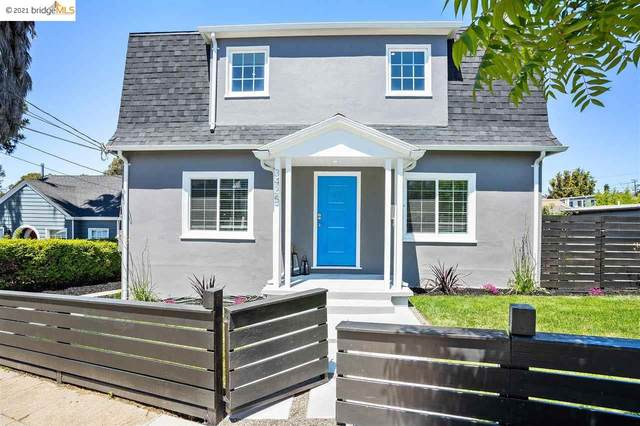 3425 Coolidge Ave, Oakland, CA 94602 (#40952918) :: Blue Line Property Group