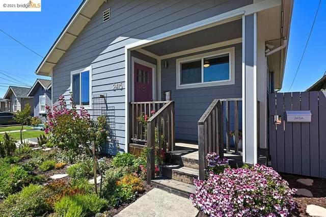 2415 Dover Ave, San Pablo, CA 94806 (#40952925) :: Blue Line Property Group