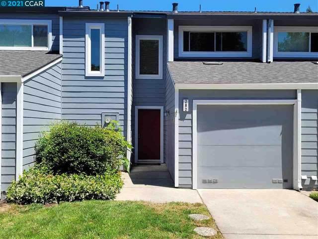 282 Ashley Cir, Danville, CA 94526 (#40952934) :: The Venema Homes Team