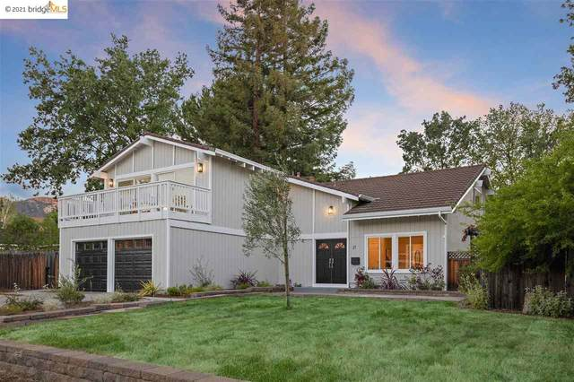 21 Mt Hamilton Ct, Clayton, CA 94517 (#40952945) :: Blue Line Property Group