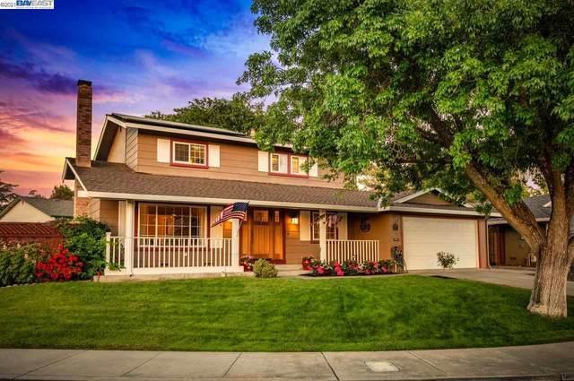 3735 Grillo Ct, Pleasanton, CA 94566 (#40952951) :: Armario Homes Real Estate Team