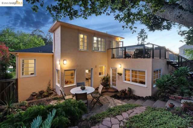 1816 Mountain Boulevard, Oakland, CA 94611 (#40952978) :: MPT Property