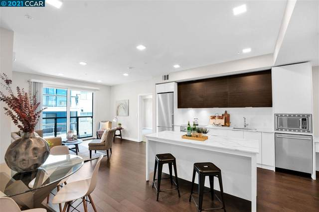 1605 Riviera Ave #507, Walnut Creek, CA 94596 (#40952997) :: MPT Property