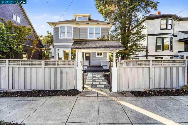2584 Martin Luther King Jr Way, Berkeley, CA 94704 (#40953007) :: RE/MAX Accord (DRE# 01491373)