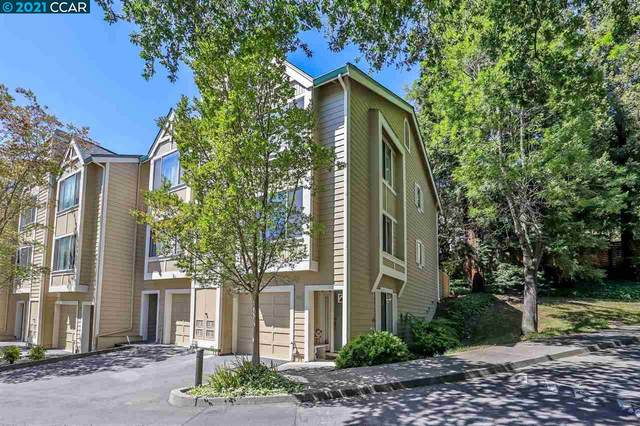 111 Vista Hermosa, Walnut Creek, CA 94597 (#40953022) :: Blue Line Property Group