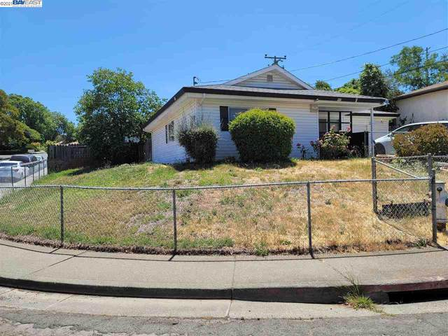 911 Palou St, Vallejo, CA 94591 (#40953047) :: Real Estate Experts