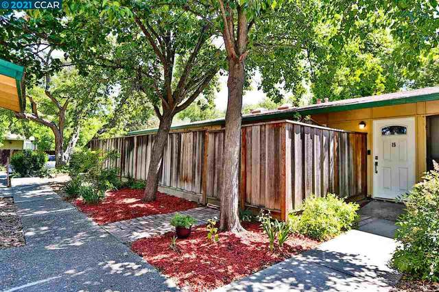 2600 Jones Rd #15, Walnut Creek, CA 94597 (#40953049) :: Blue Line Property Group