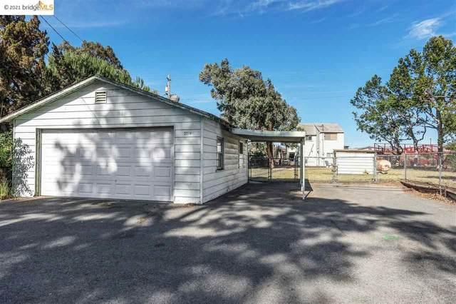 2274 Taylor Rd, Bethel Island, CA 94511 (#40953088) :: Blue Line Property Group