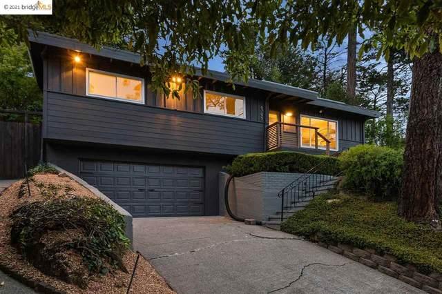 6705 Colton Blvd, Oakland, CA 94611 (#40953103) :: MPT Property