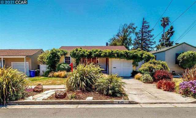 845 Ventura St, Richmond, CA 94805 (#40953118) :: Blue Line Property Group