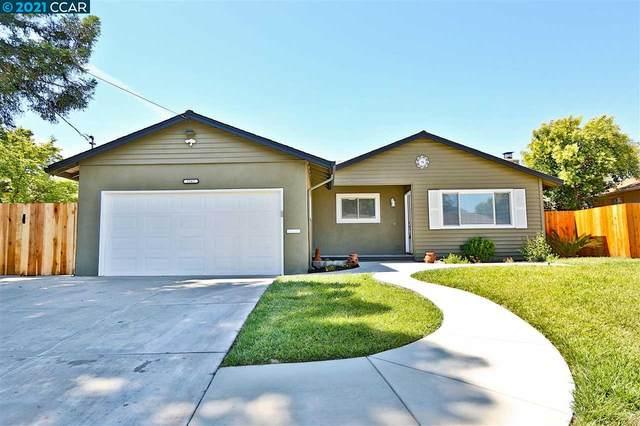 2161 Risdon, Concord, CA 94518 (#40953121) :: MPT Property