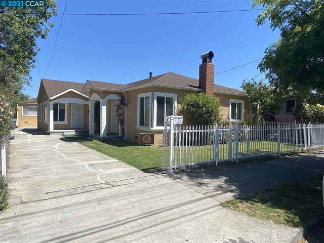 1313 Haskell St, Berkeley, CA 94702 (MLS #40953126) :: 3 Step Realty Group