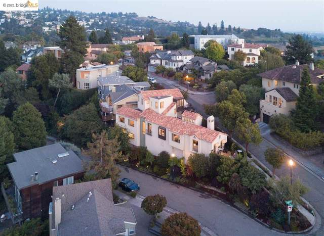 6152 Ocean View Drive, Oakland, CA 94618 (#40953139) :: Blue Line Property Group