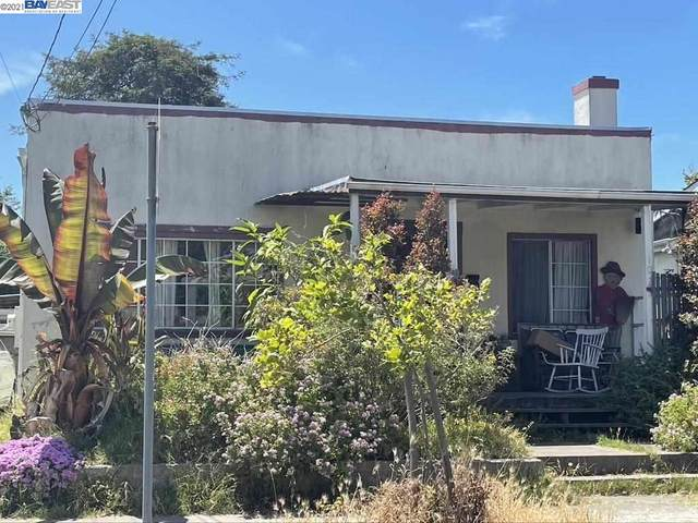 1023 57Th St, Oakland, CA 94608 (#40953191) :: Real Estate Experts