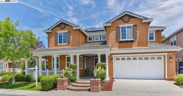 800 Thayer Ct, San Ramon, CA 94582 (#40953220) :: MPT Property