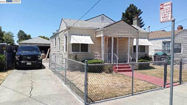 10337 Longfellow Ave, Oakland, CA 94603 (#40953237) :: Real Estate Experts