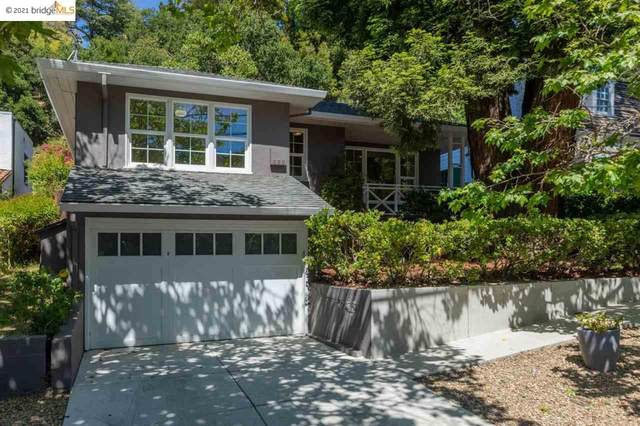 1708 Mountain Blvd, Oakland, CA 94611 (#40953245) :: Blue Line Property Group