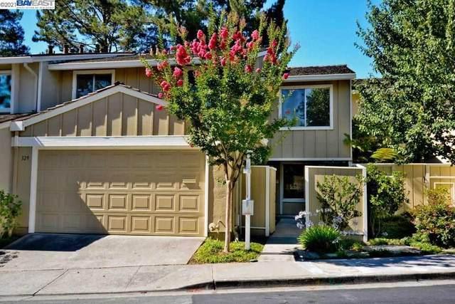 329 Kinross Dr, Walnut Creek, CA 94598 (#40953256) :: Realty World Property Network