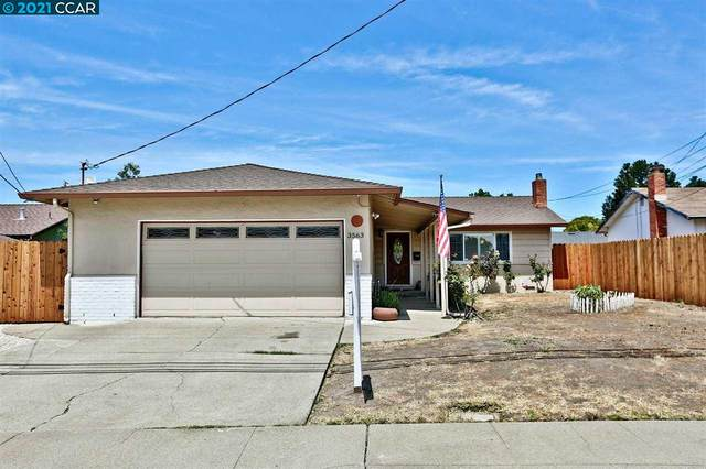 3563 Cardinal Drive, Concord, CA 94520 (#40953261) :: The Lucas Group