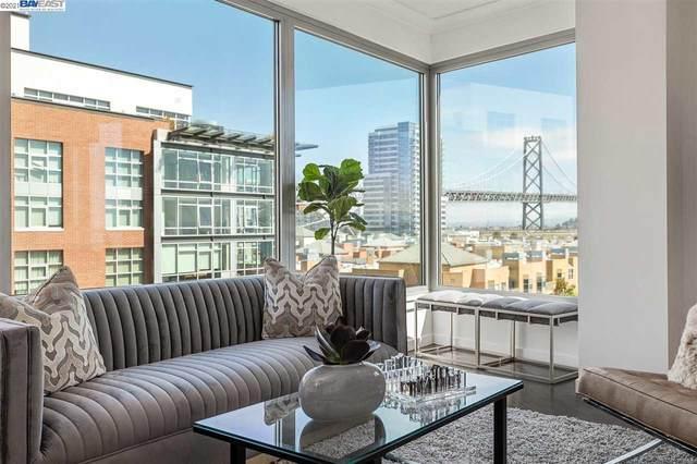219 Brannan St. 6E, San Francisco, CA 94107 (#40953294) :: MPT Property