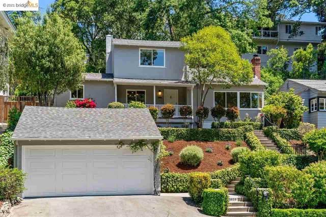5659 Moraga Ave, Oakland, CA 94611 (#40953310) :: MPT Property