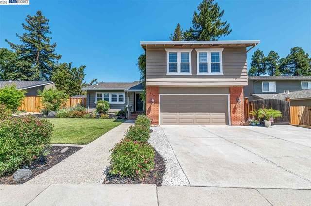 7731 Knollbrook Dr, Pleasanton, CA 94588 (#40953311) :: Sereno