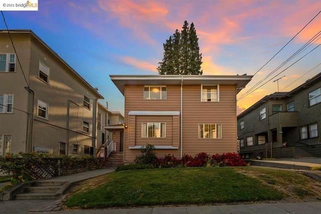 429 Euclid Avenue, Oakland, CA 94610 (#40953328) :: MPT Property
