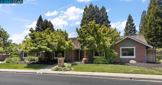 3412 Stone Valley Rd, Alamo, CA 94507 (#40953336) :: MPT Property