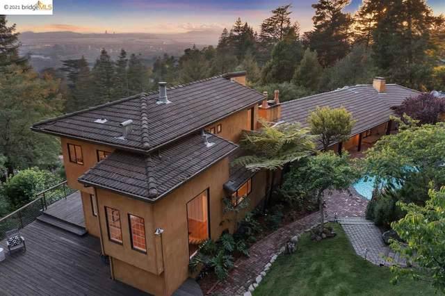 9057 Skyline Blvd, Oakland, CA 94611 (#40953337) :: MPT Property