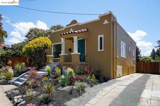 3714 High St, Oakland, CA 94619 (#40953344) :: MPT Property