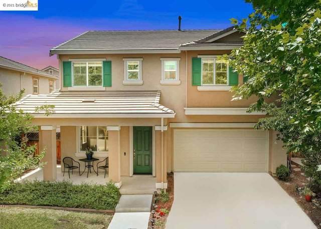 2321 Blue Ridge Ave, Brentwood, CA 94513 (#40953346) :: MPT Property
